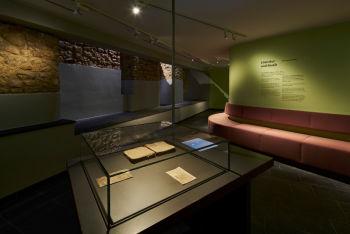 Museum  Judengasse in Frankfurt a.M.