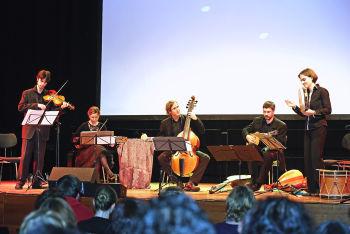 Konzert von simkhat hanefesh Worms 2013