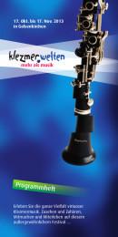 Programm klezmerwelten 2013
